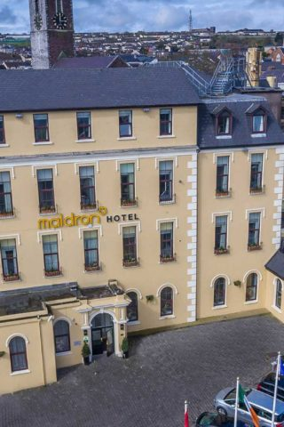 Maldron Hotel in Shandon Cork on John Redmond Street