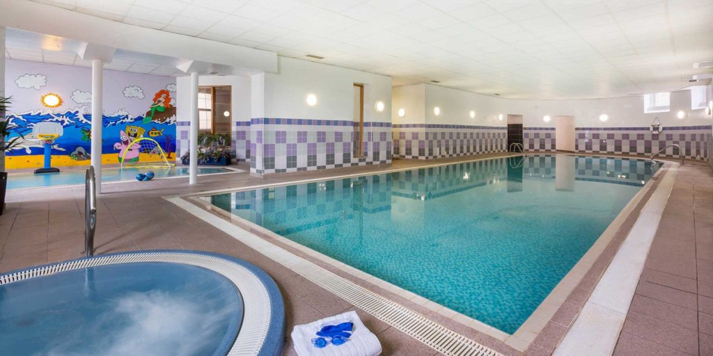 hotel in cork with leisure centre pool gym sauna jacuzzi