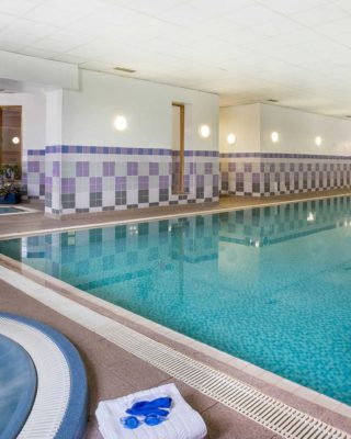 Hotel in Cork with swimming pool and leisure centre