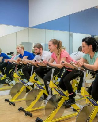 Spinning Classes in Maldron Hotel in Shandon Cork on John Redmond Street